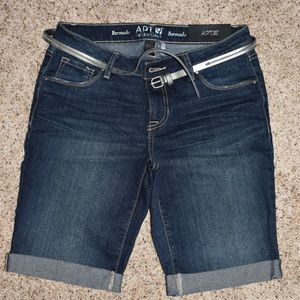 NWT Apt. 9 Bermuda Shorts